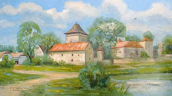 Karel Kupka Kestřany