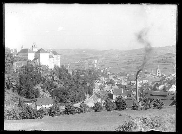Vimperk cca 1910