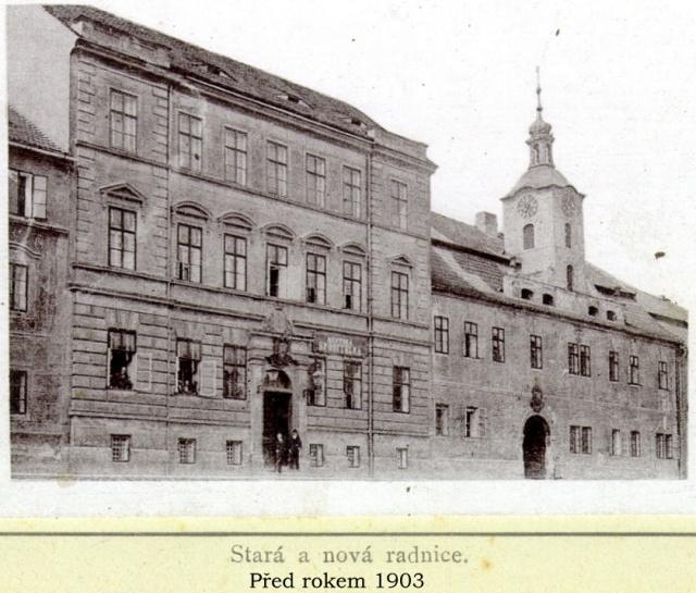 namesti pred 1903
