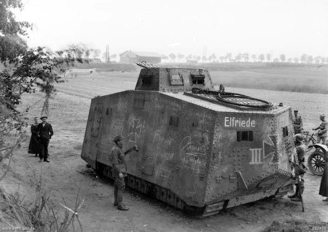 A7V Elfriede