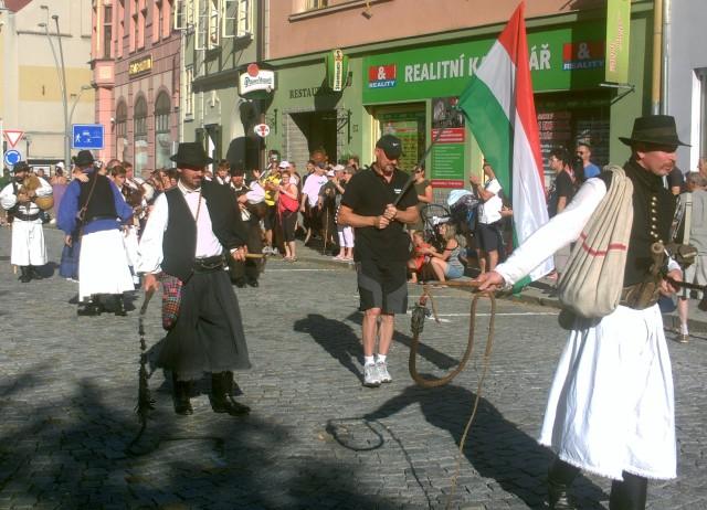 Maďarští pastevci a skupina Dudazenegar